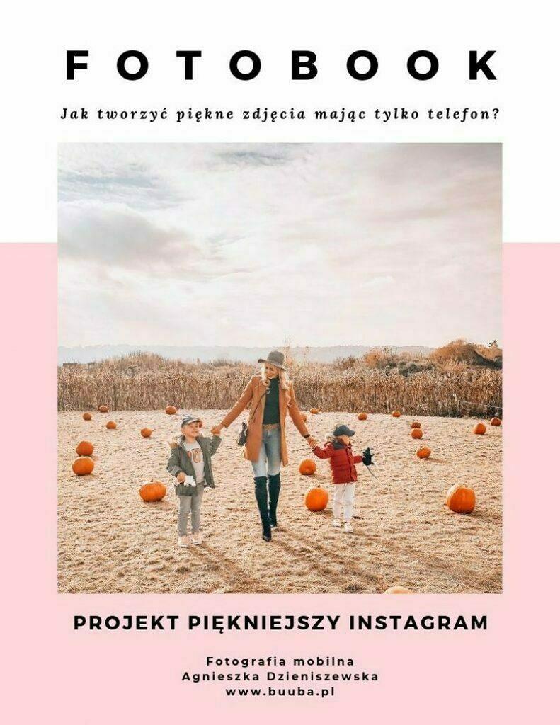 Fotoebook - jak robić piękne zdjęcia telefonem?