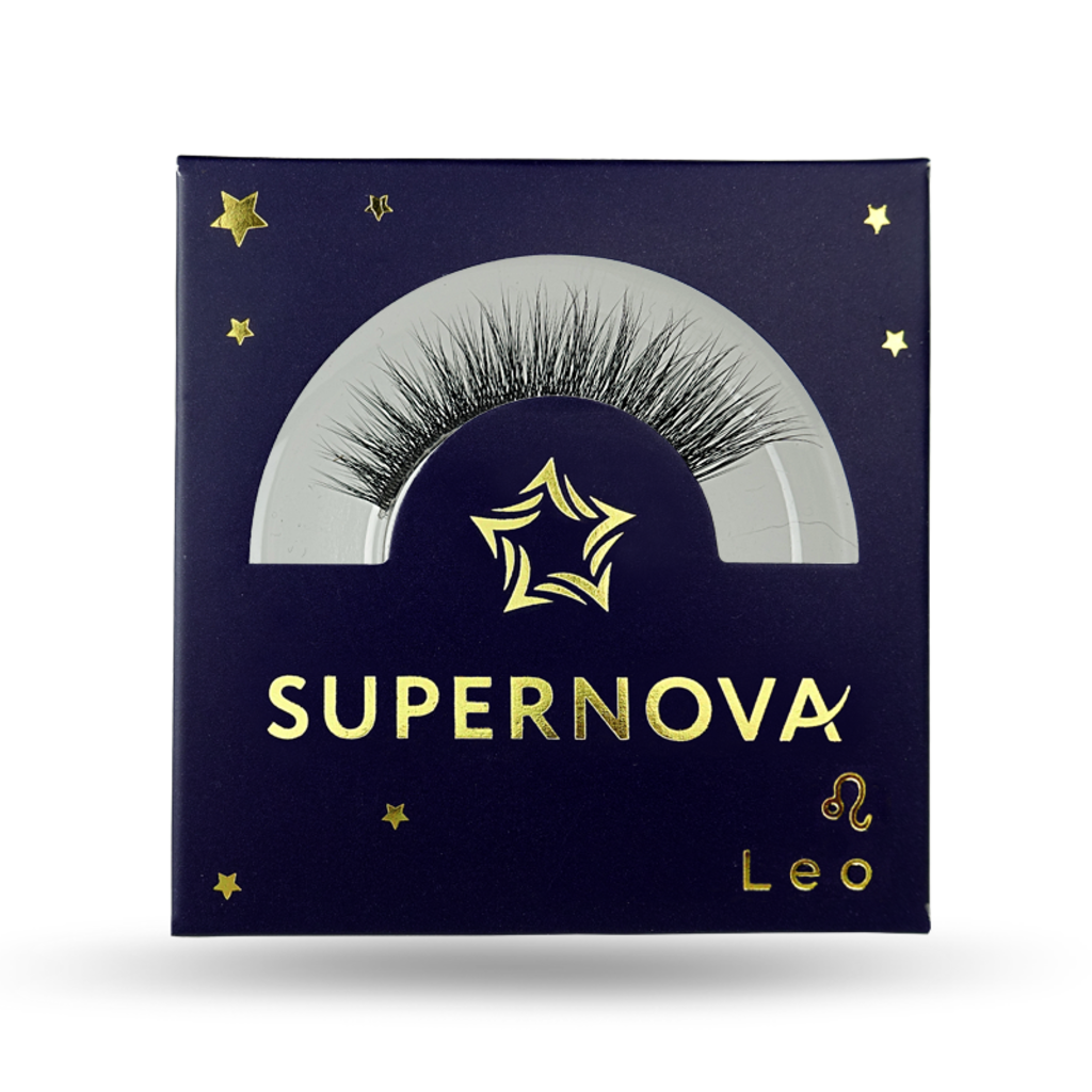 Rzęsy Supernova • Leo